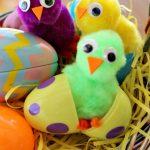 How To Make A Poms Baby Bird Craft!