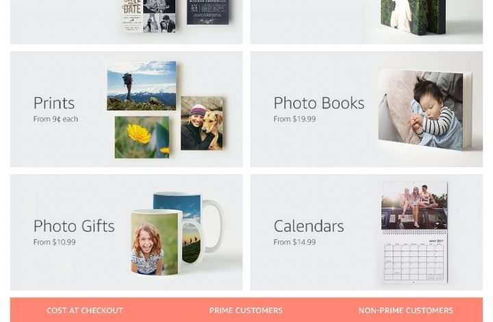 Easy Photo Printing at Amazon Prints! Plus Giveaway for $1000 In Amazon Gift Cards!