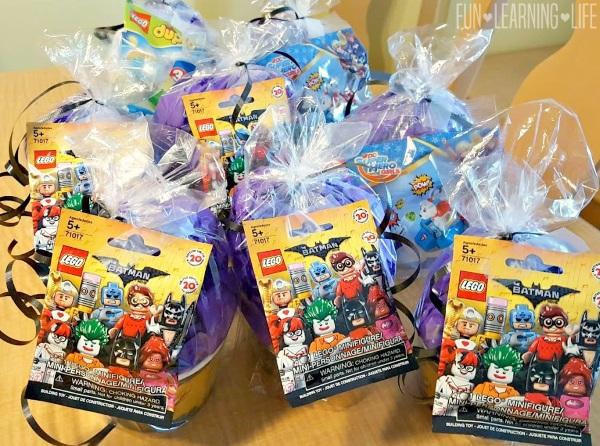 LEGO Batman Party Supplies and Goody Bag Idea! - Fun Learning Life