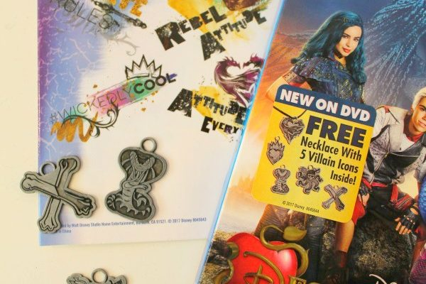 DESCENDANTS 2 DVD Available August 15th With Necklace Set! {Giveaway}
