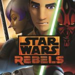 Star Wars Rebels: Complete Season Three Blu-ray! {Giveaway}