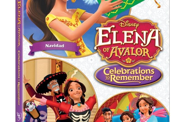 3 Reasons To Own Elena of Avalor Celebrations to Remember DVD!