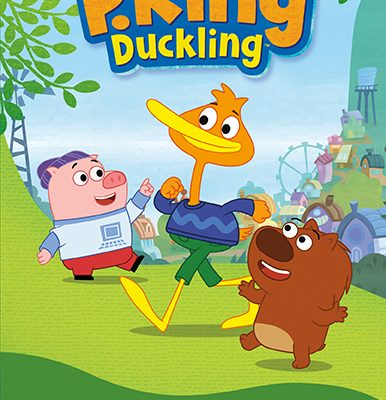 P. King Duckling: Seize The Day DVD Plus Activity Book! {Giveaway}