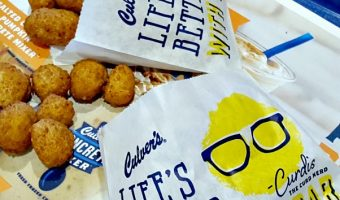 Ways To Eat Culver's Cheese Curds On National Cheese Curd Day! (Giveaway)