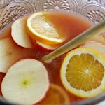 Fruit Punch Recipe For Easy Holiday Entertaining!