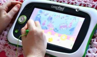 LeapFrog LeapPad Ultimate Is An Ideal First Tablet for Kids!