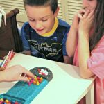 Entertaining Math Board Games To Play Over Vacation! {Giveaway}