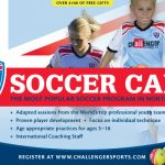 REGISTER for British Soccer Camps and GET A JERSEY, BALL, T SHIRT plus MORE!
