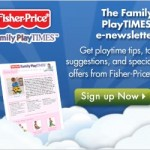 Looking for playtime tips or suggestions for toys? Check out The Family PlayTIMES