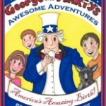 Review and Giveaway of George and Marty's Awesome Adventures, America's Amazing Birth!