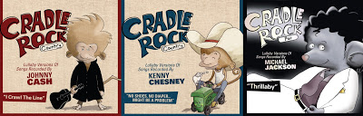 Review and Giveaway of Cradle Rock Children's Lullabies