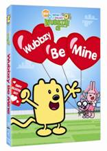 "Review and Giveaway of Nick Jr's Wow! Wow! Wubbzy - ""Wubbzy Be Mine"""