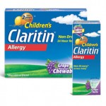 $3.00 off Children's Claritin Coupon from BzzAgent!