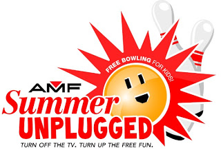 FREE Bowling This Summer at AMF Bowling Centers!