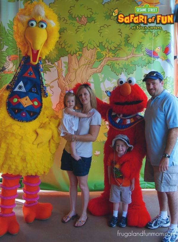 Busch Gardens Trip Florida