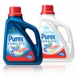Giveaway! Full Bottle of Purex With Zout!