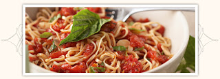 Take the Carrabba's Pasta Personality Quiz on Facebook! Plus, Check Out My Family's Favorite Pasta Recipe!