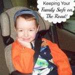 10 Tips for Keeping Your Family Safe on The Road!