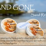Heading to the Beach? Check Out My Review and Giveaway of Sand Gone Sand Remover!