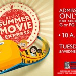 $1 Kid's Movies at Select Regal Cinemas Tuesday and Wednesday at 10am! Plus FREE Popcorn Coupon!