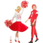For Barbie Collectors! Campus Spirit – Barbie Doll and Ken Doll Gift Set 70% off, Was $107.99 Now $31.99!