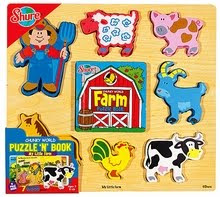 Chunky Farm Puzzle Book Review!