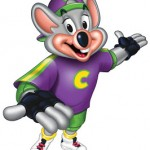 Happy Half Birthday to My Son From Chuck E Cheese's!