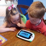 """Learn, Create, Share"" LeapFrog Party! Check out the LeapPad, the TAG, and the Interactive World Map!"