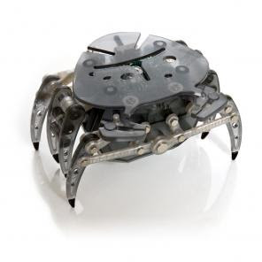 HEXBUG Crab Review! It Reacts to Sound and Light!