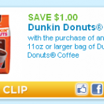 Make Your Own Holiday Gift Basket with Dunkin Donuts Coffee! Check Out This $1.00 off Coupon!
