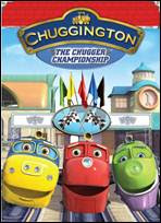 """Chuggington DVD """"The Chugger Championship"""" Review and Giveaway!"""