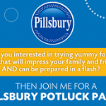 I'm Hosting a Pillsbury Potluck Party and I Need Your Help In Choosing a Dish! Plus, I Have A Coupon!