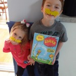 "Fun Times at Target's Dr. Seuss Storytime of ""The Lorax""! Lots of Books Read, Goody Bags, and Coupons!"