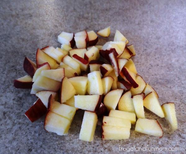 Apple Cranberry Chicken Salad 3