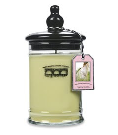 Light a Candle, Feed a Child! Review and Giveaway of Bridgewater Candle Company Soy Candles!