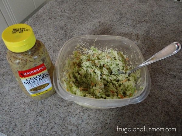 Creole Mustard Cole Slaw Recipe! A Great Side for Fried Chicken or Fish!