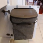 Rubbermaid Hidden Recycler Review and Giveaway! Recycling Just Got Easier!
