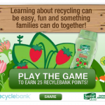 Learn and Earn 25 Points at Recyclebank With a Suave Kids Game!