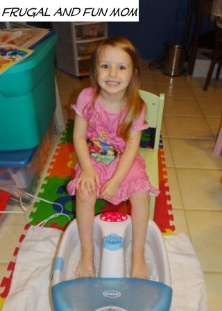 Do It Yourself Spa Night!  A Frugal and Fun Activity!