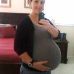 37 Weeks (Maybe) Pregnant and Counting!  I'm In The Homestretch!