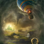 Movie Trailer Debut of Disney's OZ THE GREAT AND POWERFUL!