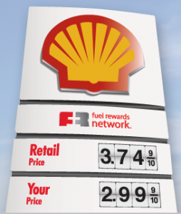 The Fuel Rewards Network Review Available at Shell, Can Help Lower Fuel Prices with Everyday Purchases!