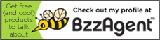 BzzAgent Badge