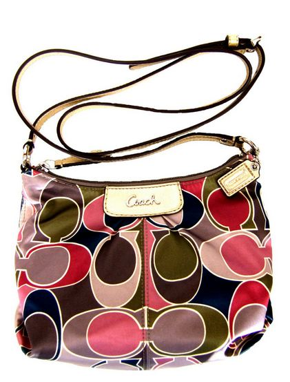 And the Winner of the Coach Ashley Scarf Print Swingpack Purse Is…