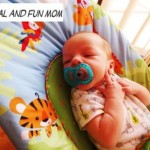 Review of Nuby Natural Touch SoftFlex Pacifier!