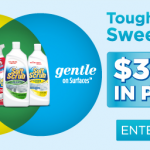 Enter to Win $1,000 or $40 in Gift Cards from Soft Scrub! Over 50 Winners!