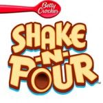 NEW Betty Crocker Shake-N-Pour Dessert Mixes Review and Giveaway!  Desserts Made Fast With Less Mess!