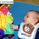 Review of the Nuby Teething Blankie! It Is So Adorable!