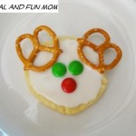 Reindeer Cookies! Simple To Assemble, and Fun For The Kids!