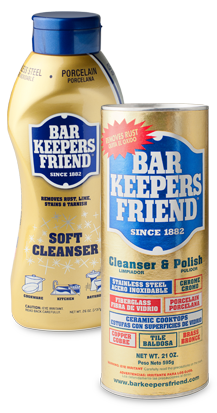 .50 off Coupon for Bar Keepers Friend!  Plus, Frugal Ways I Use It For Home Improvement!